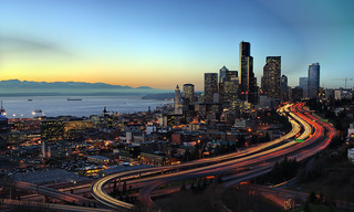 Seattle Downtown | by Waqas Ahmed