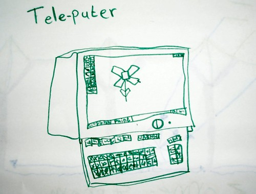 Tele-puter | by Maurits Burgers