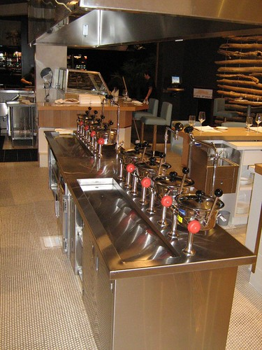 Commercial Kitchen Steam Box