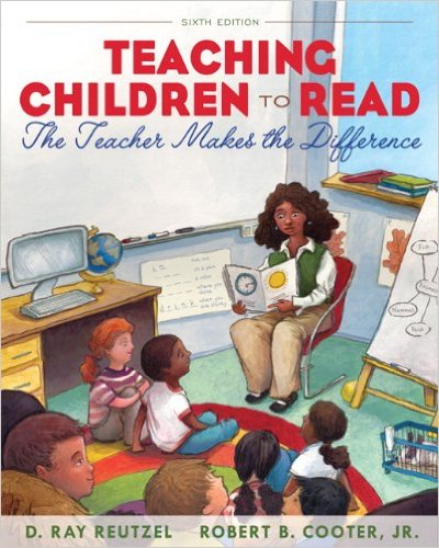 Teaching Children to Read The Teacher Makes the Difference, 6 edition