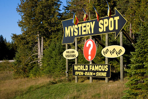Mystery Spot – Michigan Upper Peninsula Attraction | by James Marvin Phelps