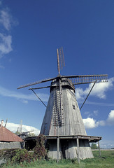 Windmill | by World Bank Photo Collection