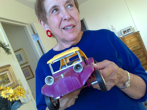 My Mother and her Car | by stevegarfield