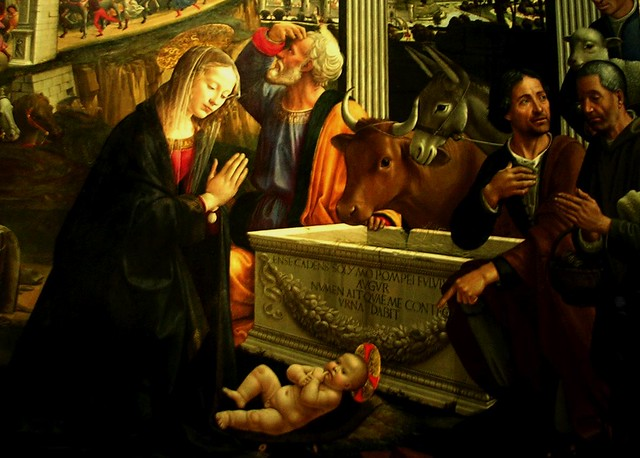 Adoration Of The Shepherds Ghirlandaio download