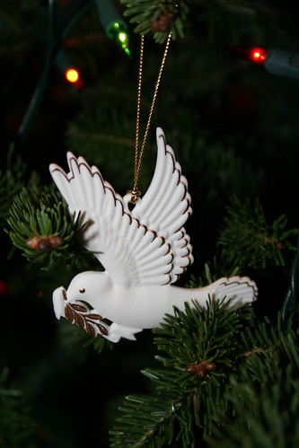 Dove ornament | by *emme*