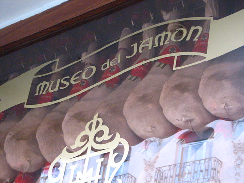 Infamous Museum of Ham, Madrid | by SeppySills