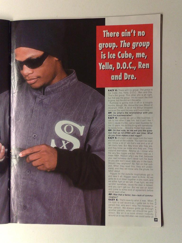 278 Eazy-E 3 interview...