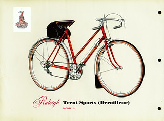 Model 51L_Trent Sports (Derailleur)_Ladies | by Stronglight
