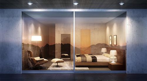 puerta corrediza lumeal de technal ga estudio flickr. Black Bedroom Furniture Sets. Home Design Ideas