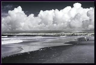 Seascape Infrared | by edpuskas