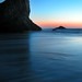 a simple arcadian sunset
