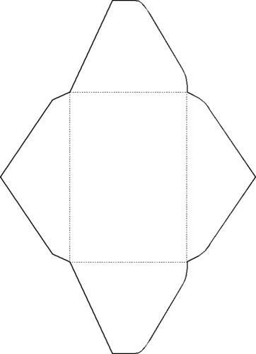 Mini Envelope Template. mini envelope template flickr photo ...