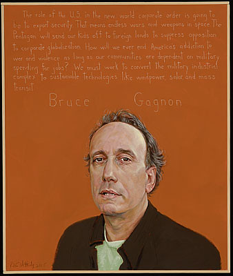 Bruce Gagnon | by economic_refugee