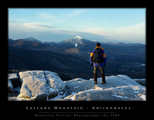 Summit of Casade | by Mountain Visions