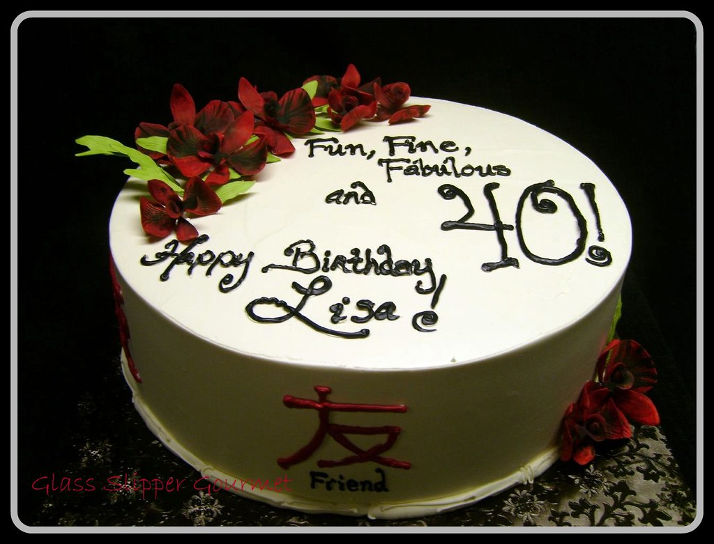 """... Wishes"""" - 3-8-08, for Lisa's 40th Birthday 
