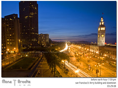Before Earth Hour 2008 - San Francisco | by SFMONA