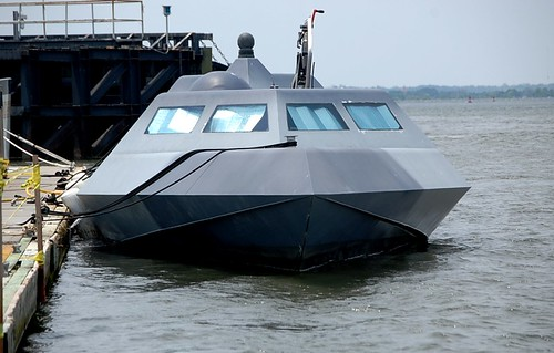 Stealth Boat 1 Navy Seal Steath Boat Tom Patton Flickr