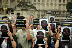 Paris Die-in, July 2, 2008 | by World Coalition Against the Death Penalty