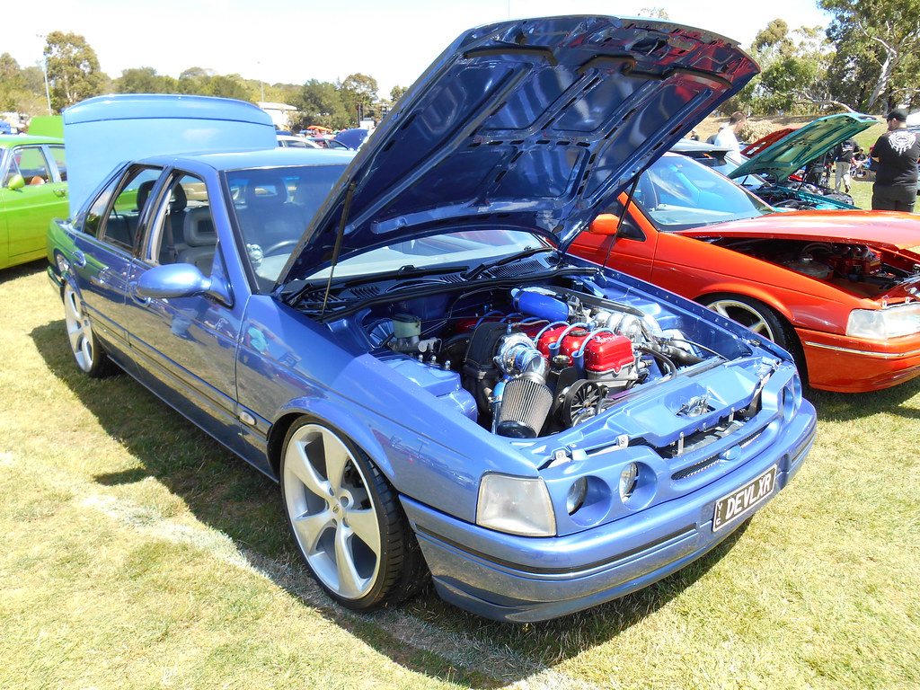 1994 ford ed falcon xr6 turbo another modified ford
