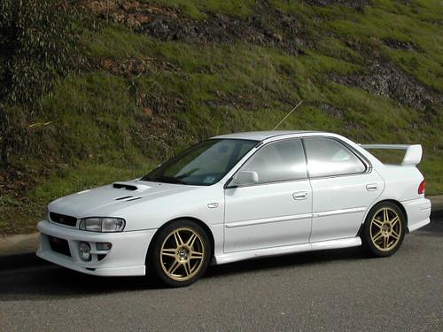 2000 Subaru Impreza 2 5 Rs 6