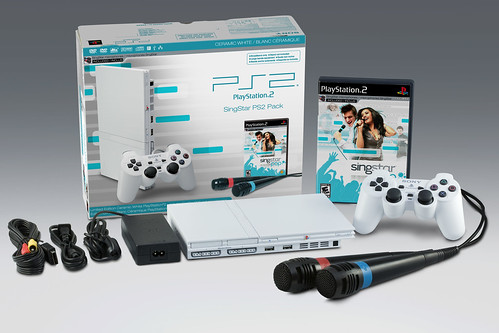 PS2 SingStar Bundle | by PlayStation.Blog