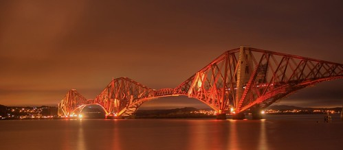 Forth Rail Bridge HDR | by Tim Henson