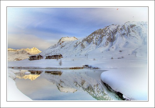 Winter reflections | by Pipall