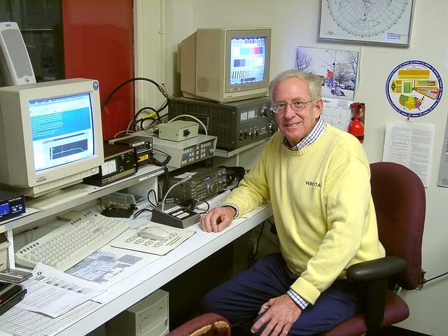 gordon amateur radio with