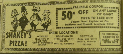 Old world pizza coupons