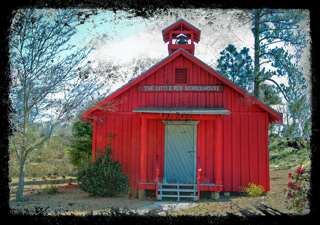 little red schoolhouse - 1024×720