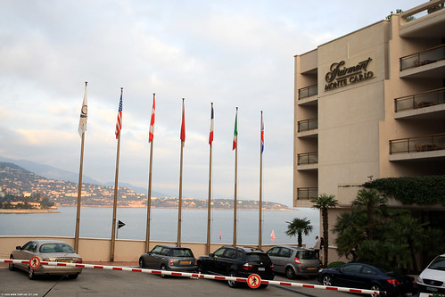 Fairmont Monte Carlo Beach Club
