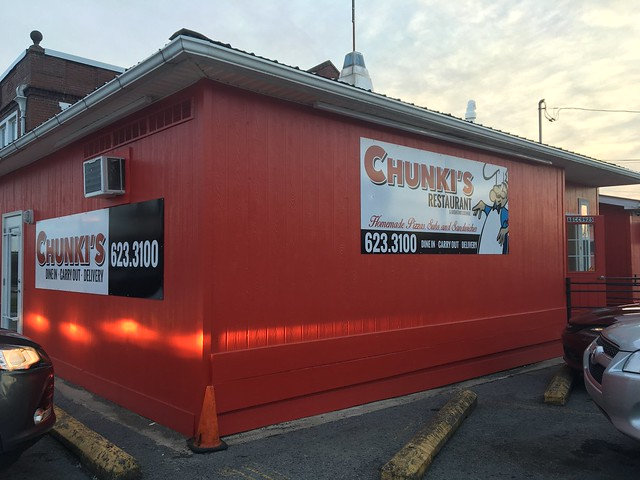 Chunki's Pizza & Subs
