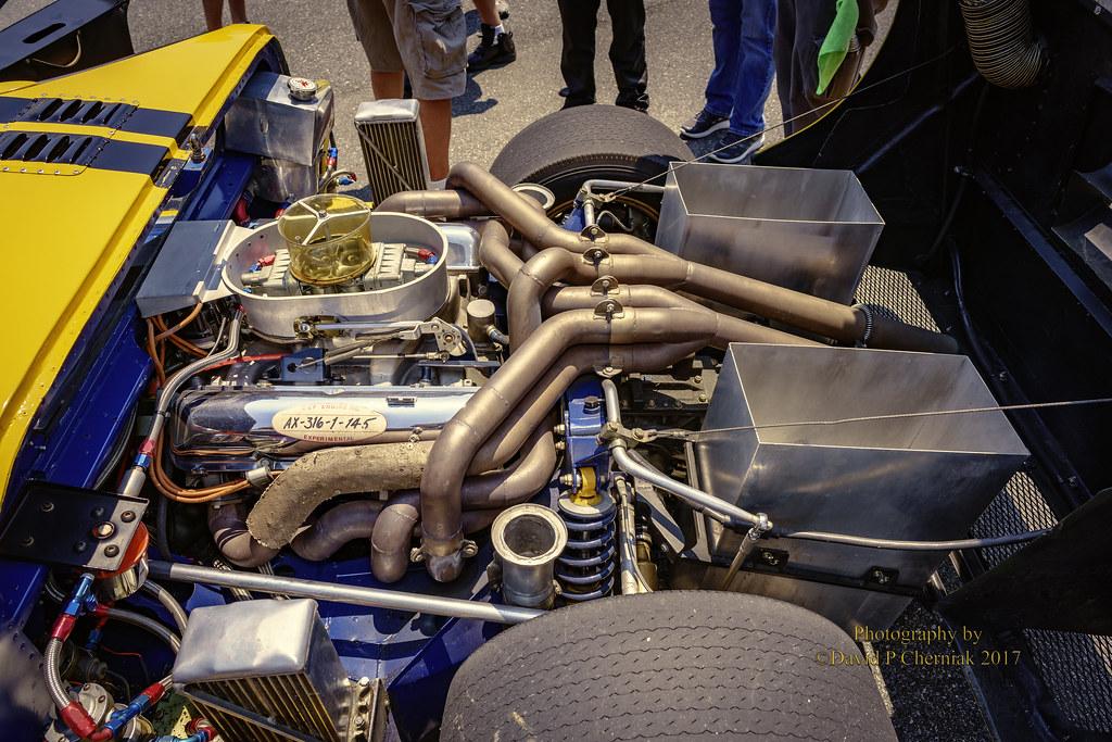 1966 FORD GT40 MK II Alan Mann Racing 427 485HP Racing Eng ...