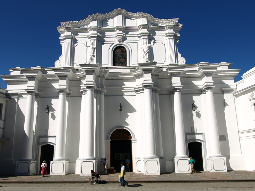 Colombia. Popayán
