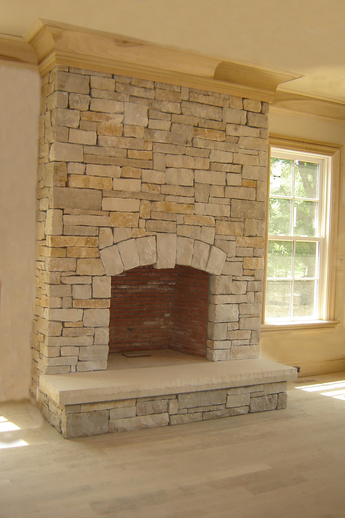 Fond Du Lac Cambrian Blend This Fireplace Has Buechel