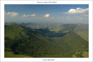 Panorama depuis le Puy Mary | by Michel Seguret Thanks all for 8.800 000 views