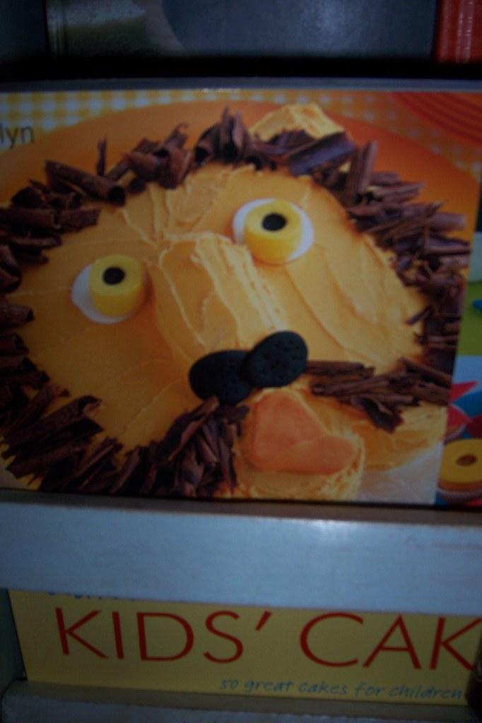 Brilliant The Birthday Cake Book Lille Ursus Flickr Funny Birthday Cards Online Inifofree Goldxyz