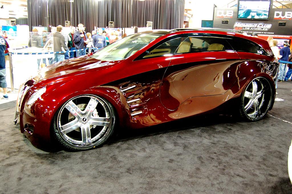 Mercedes Dub Imprint Rls Custom This Car Started Life