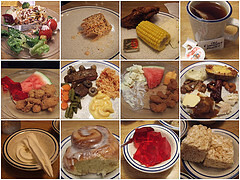Old Country Buffet Food Menu