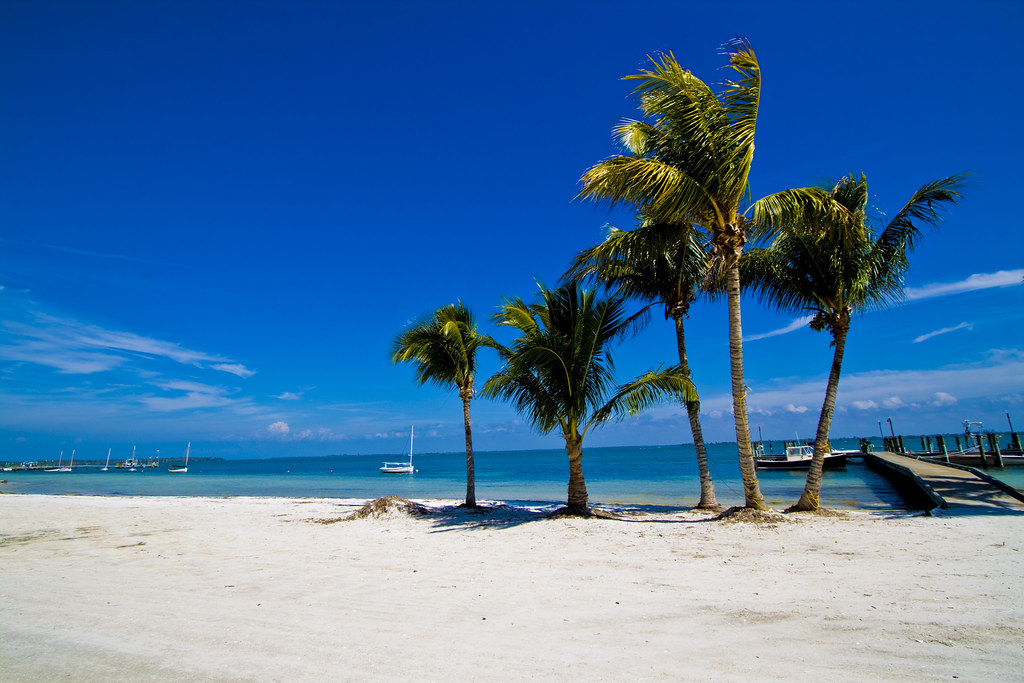 Cruises From Miami >> Peaceful Beach | Useppa Island isn't your typical Florida be… | Flickr
