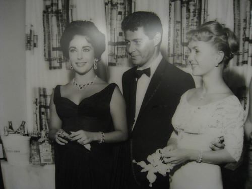 Young Debbie Reynolds And Elizabeth Taylor Elizabeth Taylor, Eddi...
