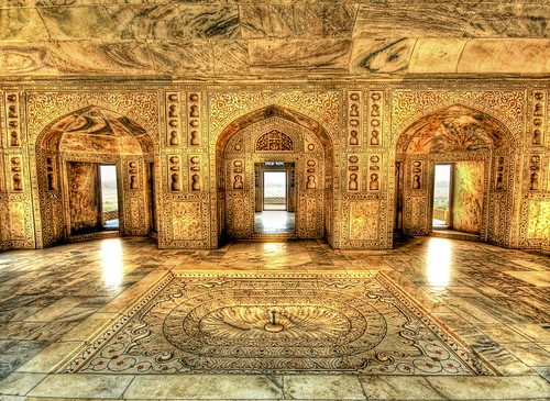 Akbar's Royal Bathing Chamber | by Stuck in Customs