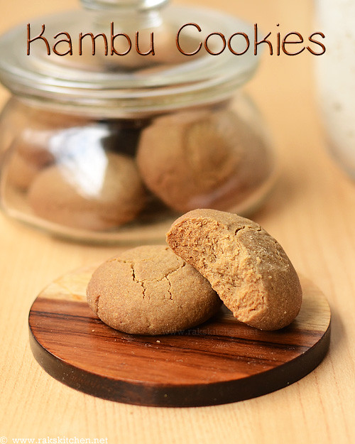 Gluten free millet cookie recipes