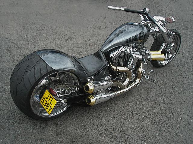 Harley Davidson Motorcycle Finder