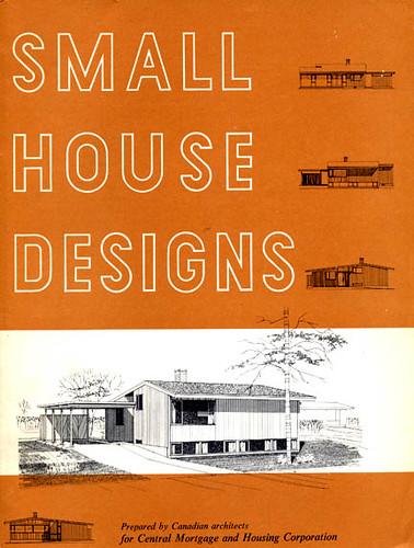 Small house design home plans book canadian mid for The new home plans book
