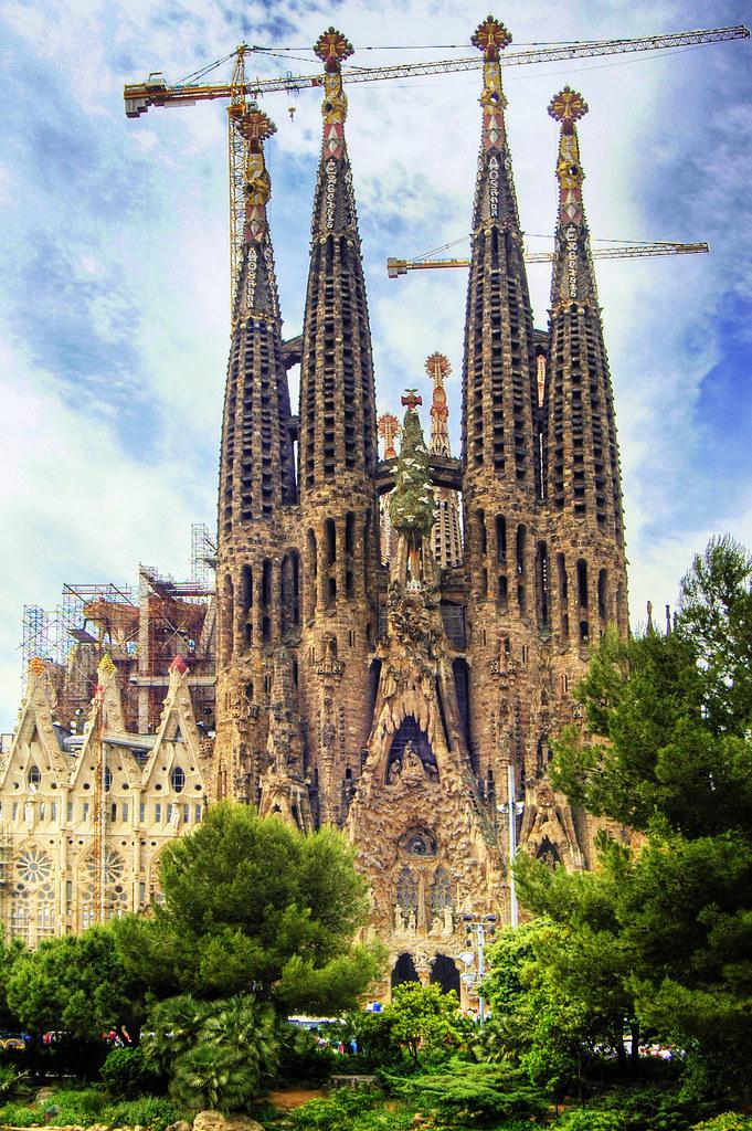 Barcelona temple expiatori de la sagrada fam lia klick - La botigueta barcelona ...