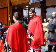 Gabe, Denewulf, Rowen, Sir Ivar