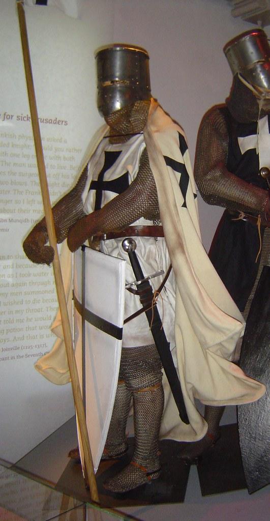 ca. 1230 - 'Teutonic Knight', replica, Bischöfliches Dom ...