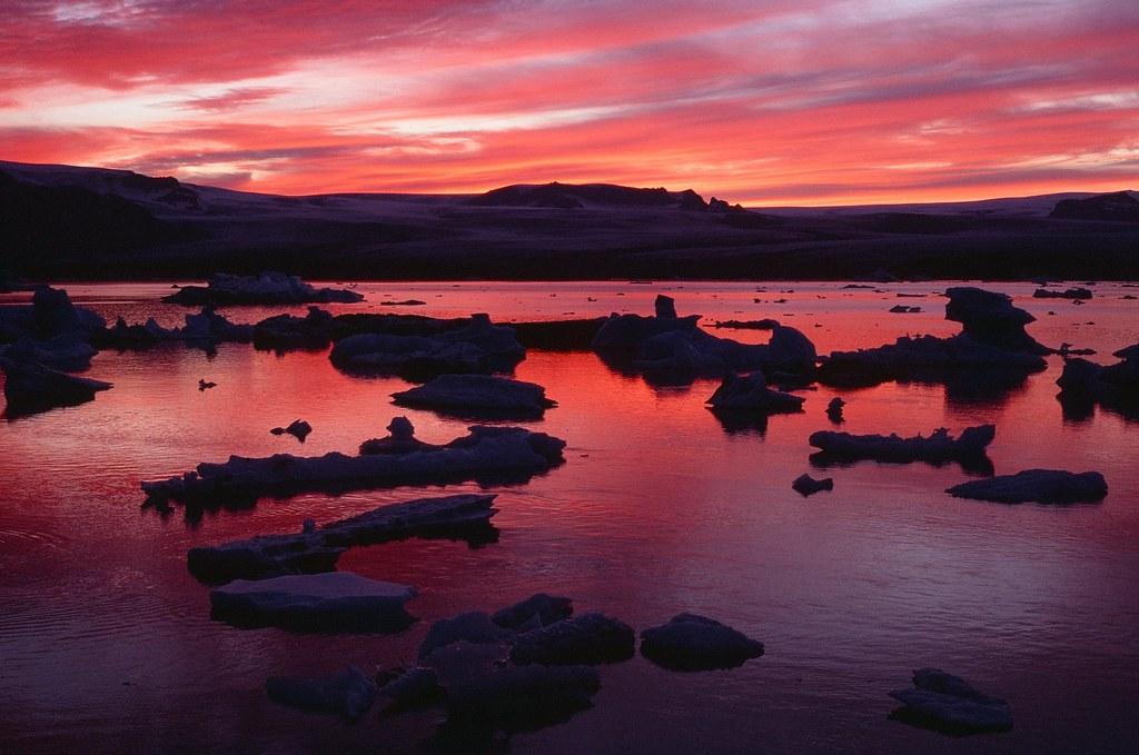 Jökulsárlon, Iceland