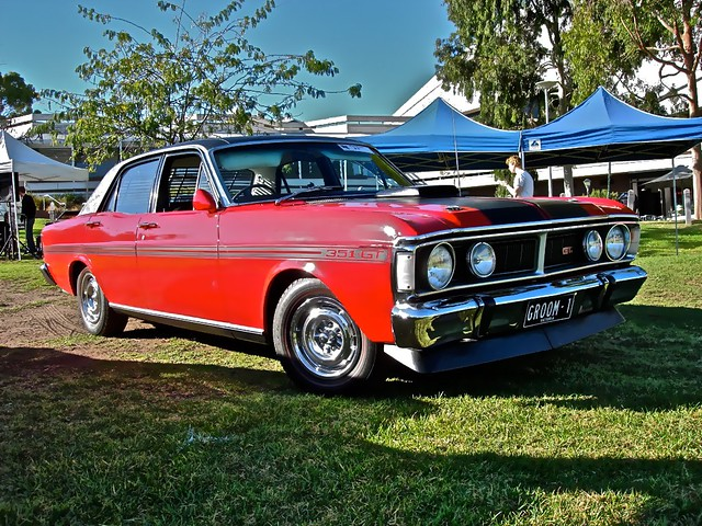 Ford Fairmont Gt South Africa By Ferenghi
